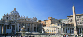 Pilgerreise nach Rom
